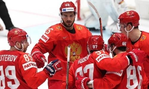 Где казахстанцам посмотреть прямую трансляцию матча ЧМ-2019 по хоккею Латвия — Россия