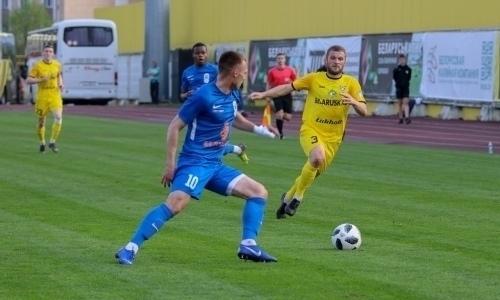 Иностранный клуб скандидатом всборную Казахстана в составе напоследних минутах упустил победу вчемпионате