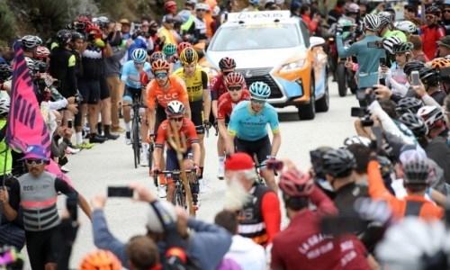 «Хорошо поработали». Велогонщик «Астаны» озвучил цель на заключительный этап «Тура Калифорнии»
