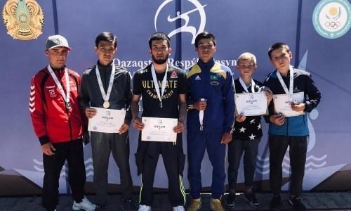 Актауские яхтсмены стали призерами республиканской Спартакиады