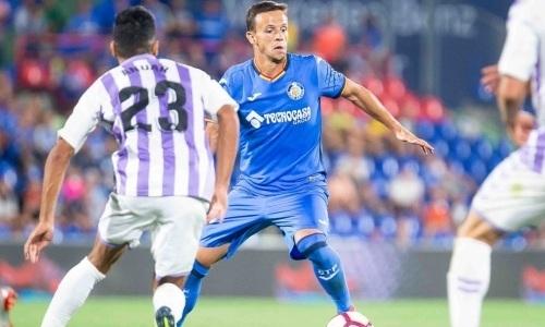 Крутой гол экс-футболиста «Астаны» помог испанскому клубу попасть в Лигу Европы
