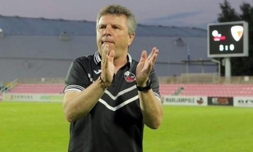 Зарубежный клуб под руководством казахстанского тренера одержал шестую подряд победу