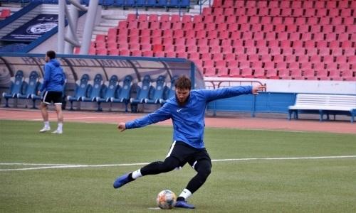 Игрок сборной Казахстана покинул «Иртыш»
