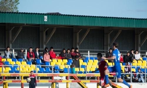 3 650 зрителей посетили матчи десятого тура Второй лиги