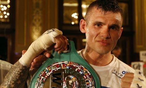 Битый Головкиным экс-обладатель пояса WBC заявил овозвращении наринг