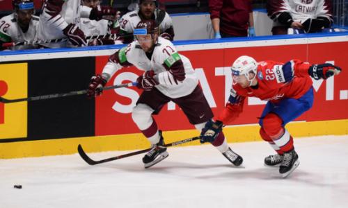 Сборная хоккеиста «Сарыарки» обыграла Норвегию наЧМ-2019