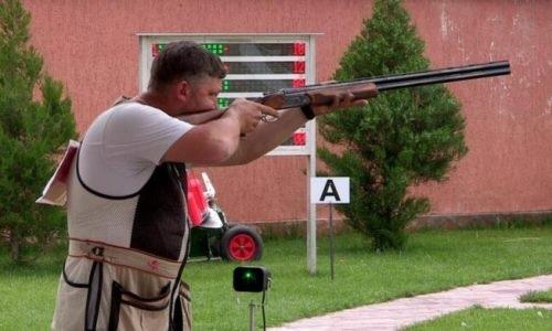 В Шымкенте проходят три крупных турнира по стендовой стрельбе