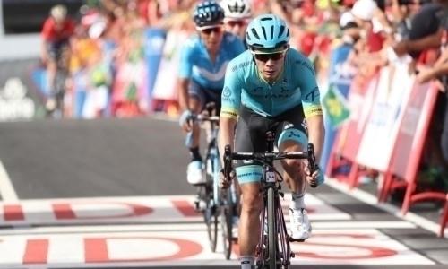 Лопес — 18-й на 12-м этапе «Джиро д'Италия»