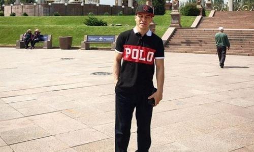 Джукембаев вернулся в Казахстан после победы нокаутом