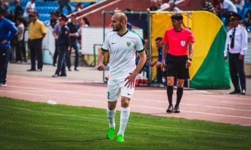 Известный футболист завершил карьеру игрока и возглавил «Мактаарал»