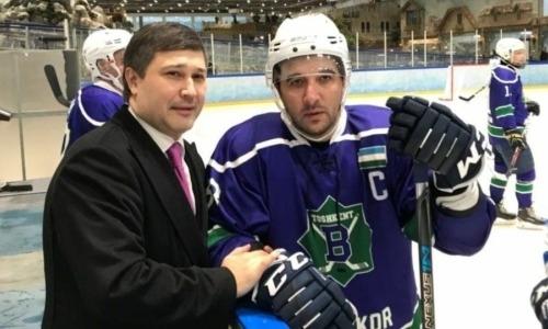 «Один клуб будет в ВХЛ, другой хотим видеть в Казахстане». Узбекские планы по захвату хоккейного мира