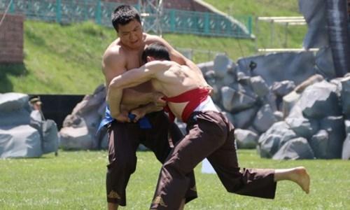 Второй турнир «Халык барысы» пройдет в Алматы
