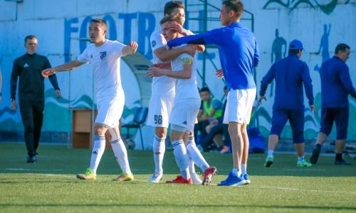 «Жетысу Б» переиграл «Кыран» в матче Первой лиги