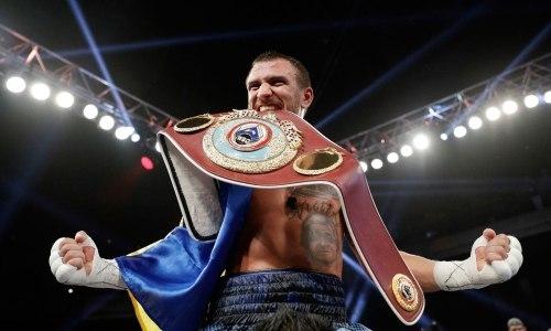 Ломаченко получил дерзкий вызов после победы врамках вечера бокса сучастием Алимханулы