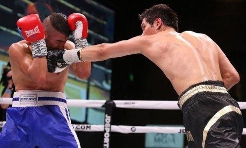 Видео полного боя, или как Данияр Елеусинов одержал седьмую победу в профи