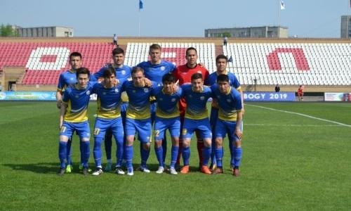 «Алтай» переиграл «Кайрат-Жастар» и сохранил за собой лидерство в Первой лиге