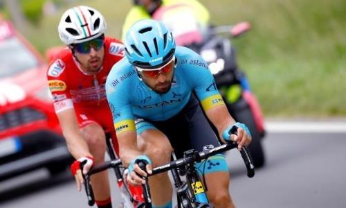 Катальдо — победитель 15-го этапа «Джиро д'Италия»