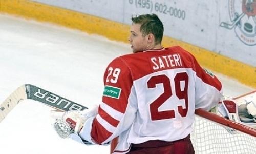 Голкипера НХЛ подписал клуб конференции «Барыса»