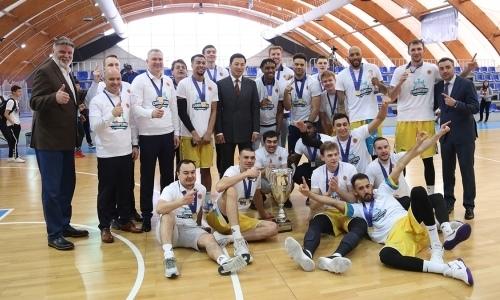 «Астана» стала семикратным чемпионом Национальной лиги Казахстана