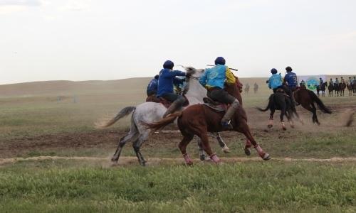 Подведены итоги чемпионата Казахстана по национальным видам конного спорта