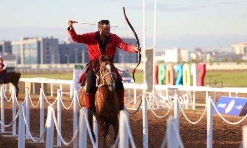 Первый чемпионат мира по жамбы ату стартовал в Казахстане