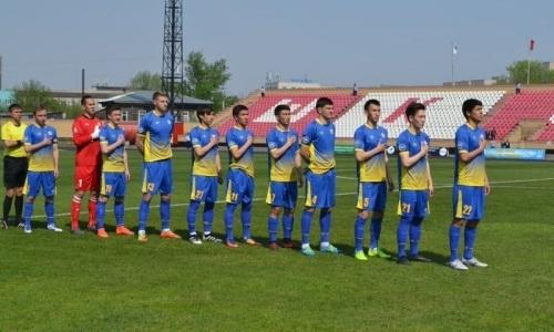 «Алтай» на выезде переиграл «Астану М» в матче Первой лиги