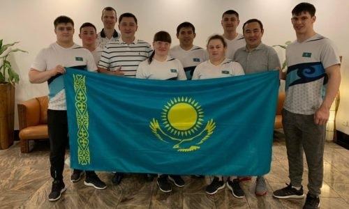 Юниоры примут участие в чемпионате мира по тяжелой атлетике в городе Сува
