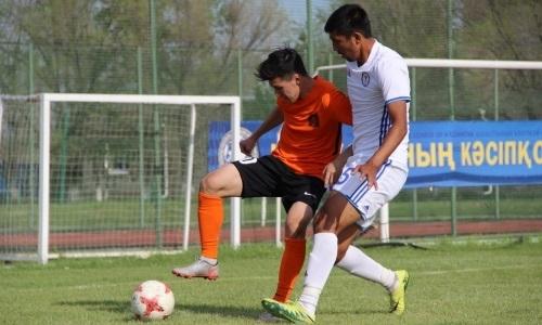 «Кыран» обыграл «Экибастуз» в матче Первой лиги