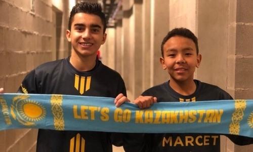 «По национальности езид, в душе — казах». 14-летний талант академии Барселоны дебютировал за сборную Казахстана