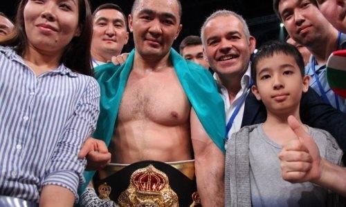 Шуменов официально лишен титула чемпиона мира