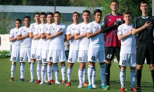 «Жетысу Б» уступил «Байконуру» в матче Первой лиги
