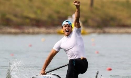 Казахстанец завоевал «бронзу» на этапе Кубка мира по гребле на байдарках и каноэ