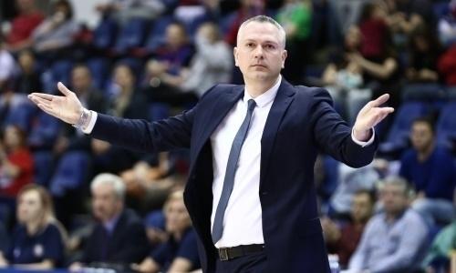 Лучший тренер ВТБ продлил контракт с «Астаной»