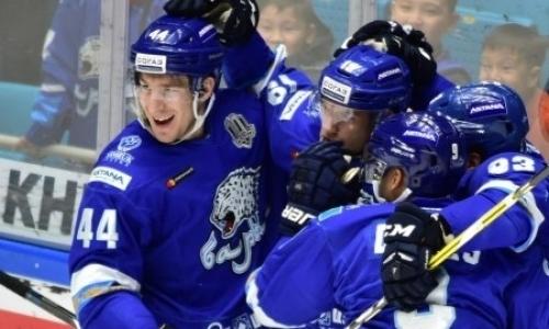 Назван лучший хоккеист Казахстана в прошедшем сезоне
