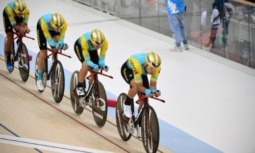 Казахстанец взял «бронзу» в групповой гонке на «Гран-при Москвы-2019»