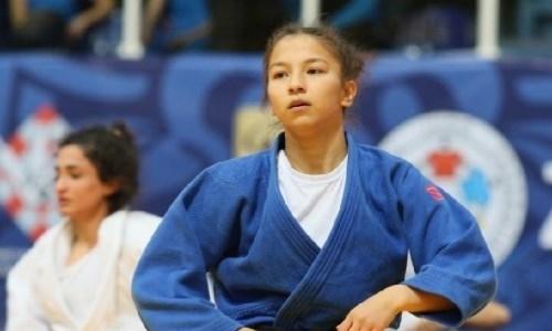 Казахстанцы завоевали четыре медали на Кубке Европы по дзюдо