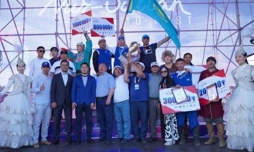 20-летний лучник из Казахстана стал чемпионом мира