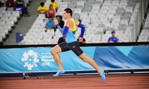 Казахстанские легкоатлеты завоевали шесть медалей на первом этапе турнира в Китае