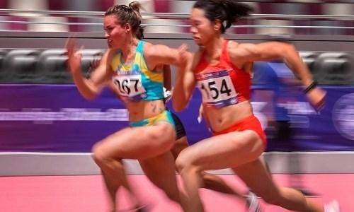 Казахстан завоевал три «золота» на втором этапе турнира по легкой атлетике в Китае