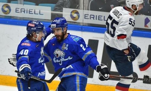 Форвард «Барыса» — среди лучших свободных агентов КХЛ