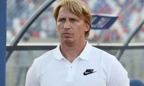 Назван кандидат на пост главного тренера «Кайрата»