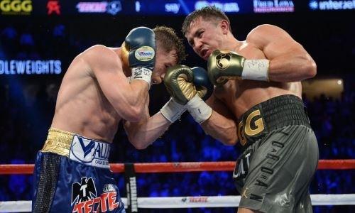 The Ring назвал победителя боя Головкин — «Канело» в суперсреднем весе