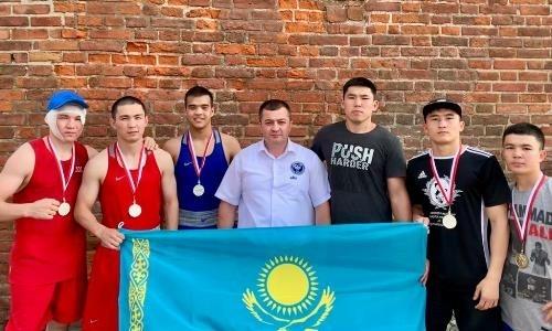 Мангистауские боксеры завоевали пять медалей на международном турнире в Польше