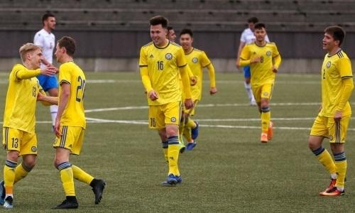 10 ярких побед молодежной сборной Казахстана в отборах ЕВРО