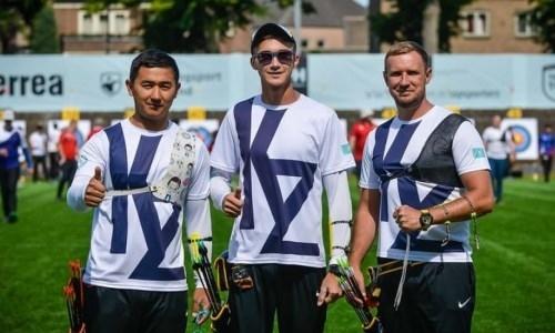 Казахстанцы успешно стартовали на чемпионате мира по стрельбе из лука