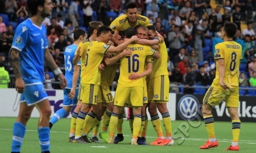 Казахстан — Сан-Марино 4:0. Поиздевались над аутсайдером