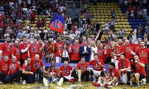 Выбившие из плей-офф «Астану» «Химки» уступили в финале девятикратному чемпиону ВТБ