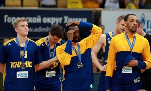 Игроков обидчика «Астаны» ограбили во время решающего матча финала ВТБ