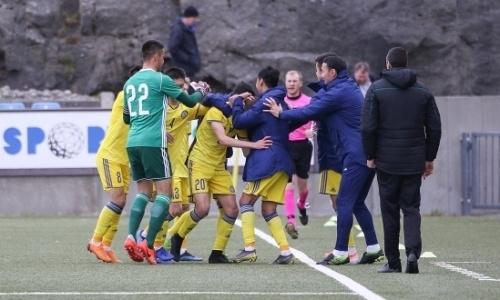 Молодежная сборная Казахстана на 94-й минуте сотворила сенсацию отбора Евро-2021