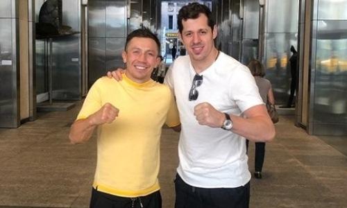 Звезду НХЛ Евгения Малкина затроллили за фото с Головкиным